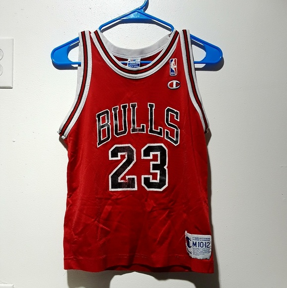 Champion Other - Michael Jordan Chicago Bulls Toddler Jersey a0522ca8a